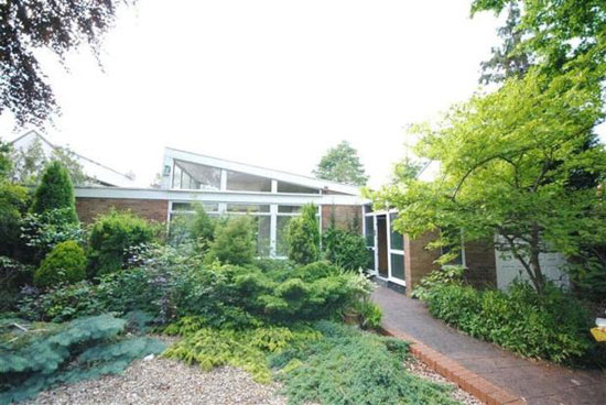 On the market: 1980s four-bedroom modernist property in Liverpool, Merseyside