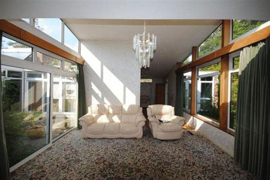 1980s four-bedroom modernist property in Liverpool, Merseyside