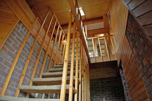 Five-bedroomed Scandinavian-style lodge in Redmarley, Gloucestershire