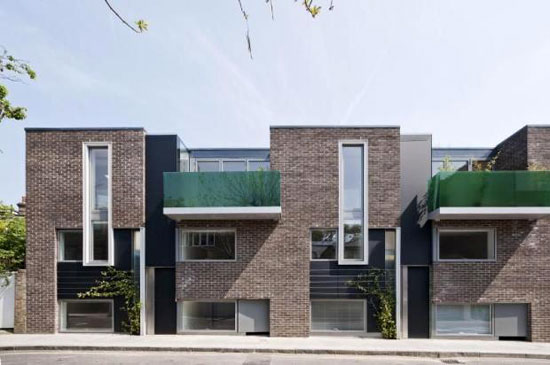 On the market: Three-bedroom contemporary terraced property in London N5