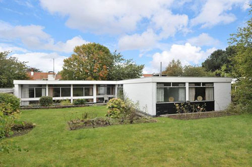 On the market: 1960s architect-designed bungalow in Longniddry, East Lothian, Scotland