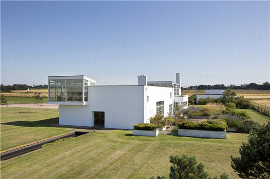 On the market: Lysander House converted World War 2 radar station in North Berwick, East Lothian