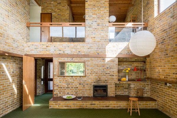 1970s Alan Paine modern house in Lowestoft, Suffolk