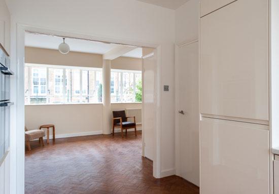 1930s Berthold Lubetkin-designed five-bedroom modernist property in London SE18