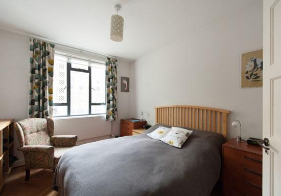 Two-bedroom flat in the Berthold Lubetkin-designed Spa Green Estate in Clerkenwell, London EC1