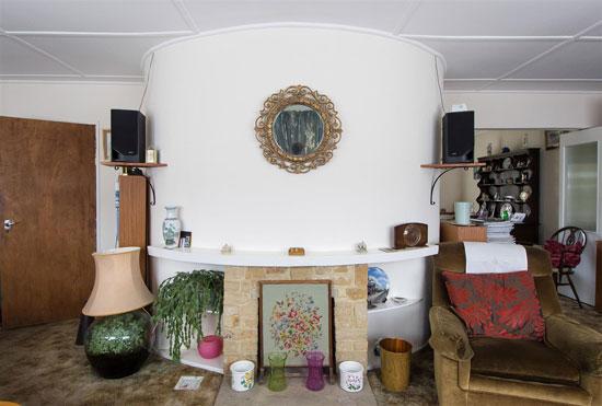 1930s Berthold Lubektin modern house in Haywards Heath, West Sussex