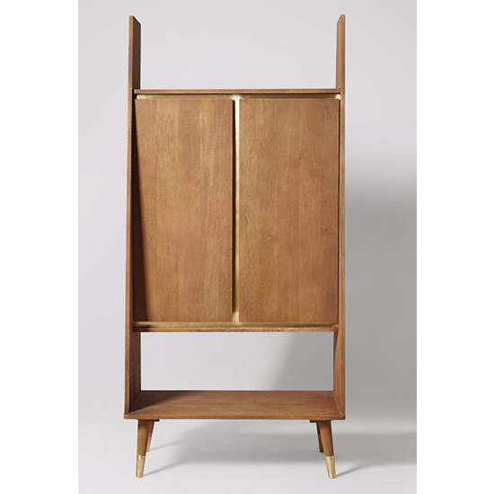Midcentury interior: Iver limited edition cabinets by Swoon Editions
