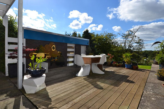 1960s modernism: Ian Ferguson-designed property in Moseley, Birmingham, West Midlands