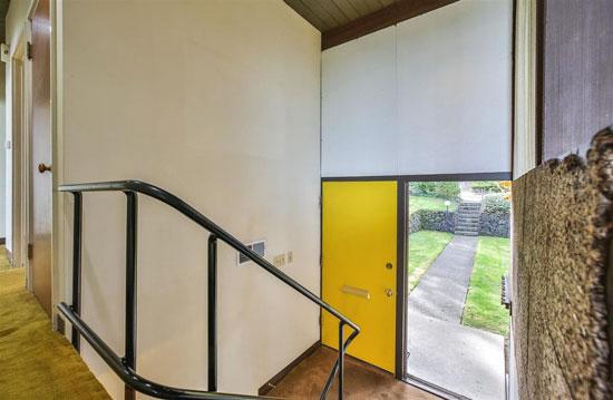 Time capsule for sale: 1950s Royal McClure-designed Cornelius House in Spokane, Washington, USA