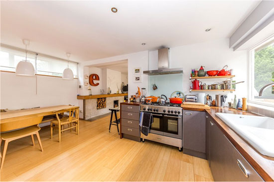 1960s midcentury-style property in St Albans, Hertfordshire
