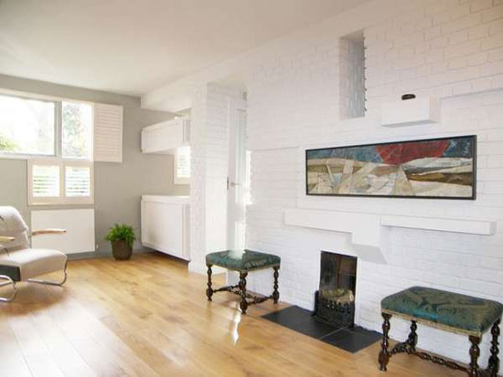 On the market: Ground floor apartment in the Grade II-listed Langham House Close, Richmond upon Thames, Surrey