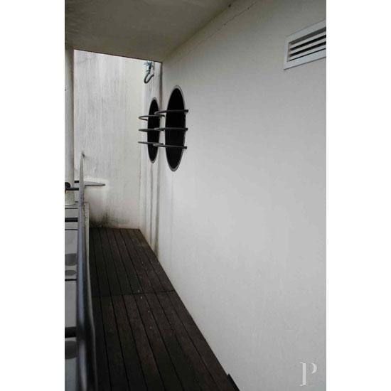 Robert Mallet-Stevens-inspired modernist property in Suresnes, near Paris, France