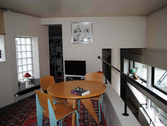 Robert Mallet-Stevens-inspired modernist property in Suresnes, near Paris, France