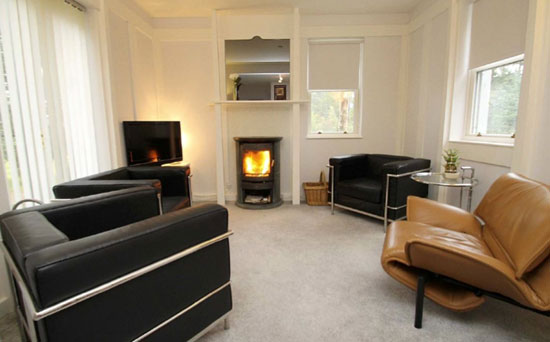 Charles Rennie Mackintosh-inspired two-bedroom property in Farr, Inverness-shire