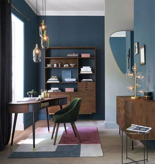 Mad Men style: Sterling 1960s furniture at Maisons Du Monde