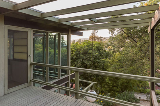 1950s Thomson Residence by Buff, Straub and Hensman in Pasadena, California