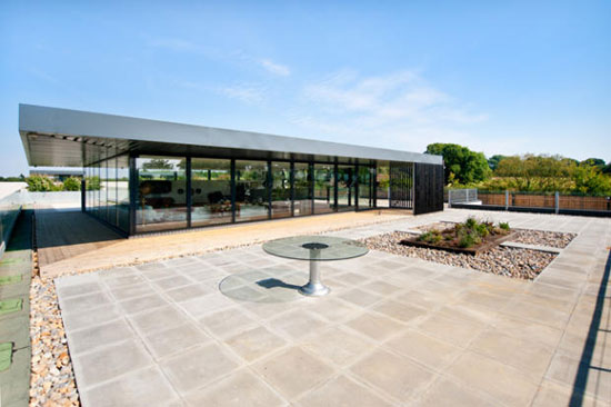 Five-bedroom contemporary modernist property in rural Maidstone, Kent