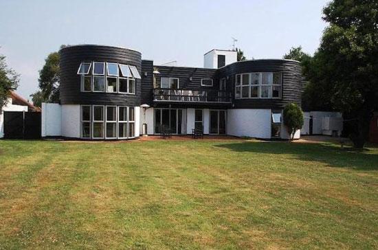 1970s architect-designed modernist property in Maldon, Essex