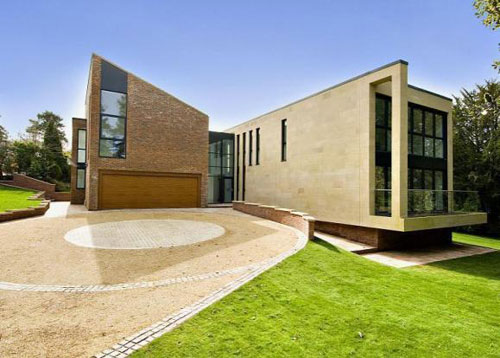 On the market: Bauhaus-inspired Manden House six-bedroomed property in Alderley Edge, Cheshire