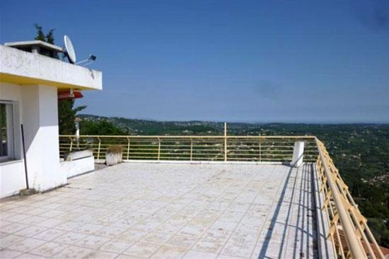 1970s André Minangoy-designed four-bedroom property in Grasse, Alpes-Maritimes, France