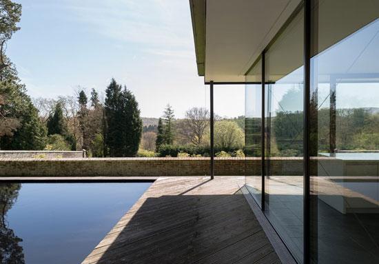 On the market: Michael Manser-designed contemporary modernist property in Broad Oak, East Sussex