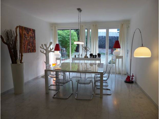 1950s architect-designed modernist property in Marseille, south-east France