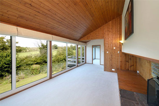 1960s modernism: Mary Christian Hamp-designed property in Beaconsfield, Buckinghamshire