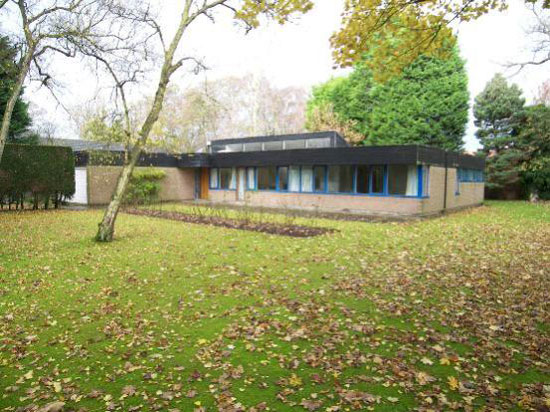 On the market: 1960s three-bedroom modernist property in Formby, Merseyside