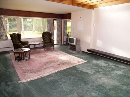 1960s three-bedroom modernist property in Formby, Merseyside
