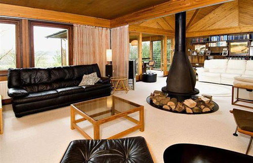 Architect-designed four-bedroom house in Darley Dale, Matlock, Derbyshire
