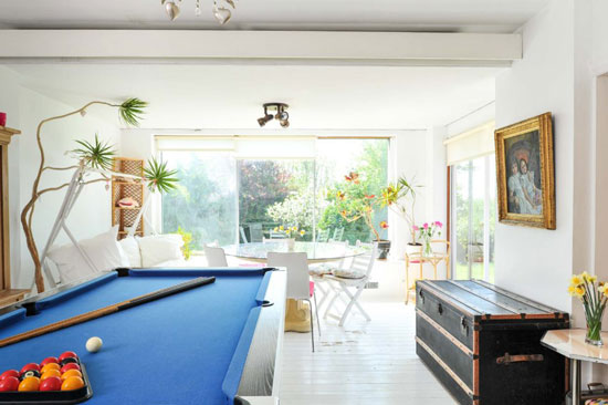 1960s midcentury modern property in Brighton, East Sussex