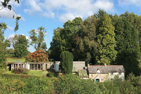 On the market: 1960s Ray Moxley and Tim Organ-designed modernist property in Chewton Mendip, Somerset