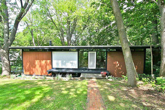 On the market: 1960s midcentury-modern property in Madison, Wisconsin, USA