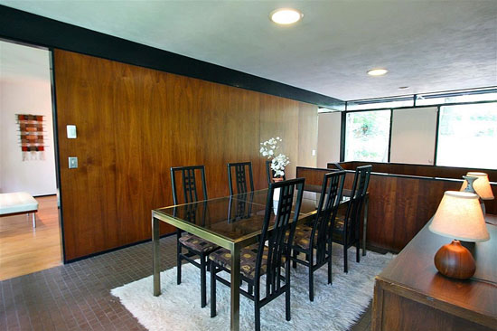 1960s midcentury-modern property in Madison, Wisconsin, USA