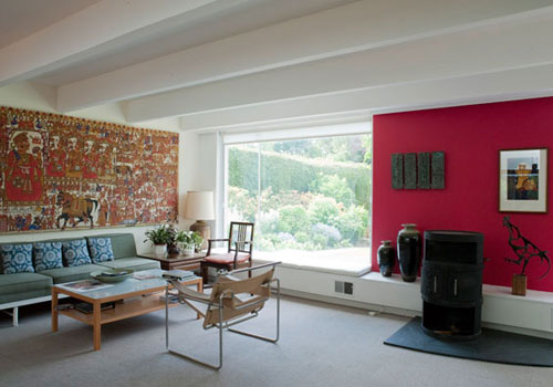 Leonard Manasseh-designed four-bedroomed house in Hadlow Down, East Sussex