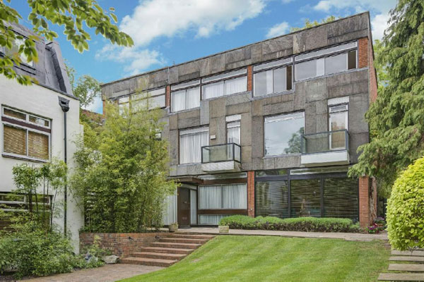 Renovation project: 1960s Michael Lyell Associates-designed modernist property in Hampstead Village, London NW3