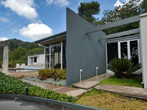 On the market: 1950s three-bedroomed midcentury property in Los Angeles, California