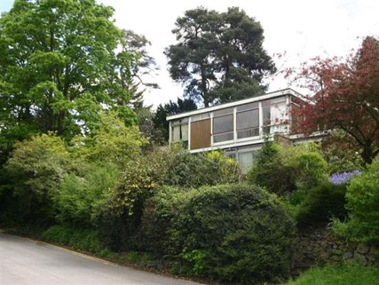 In need of renovation: 1960s four bedroom midcentury-style property in Keston, Kent