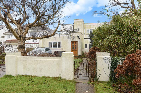 Art deco renovation project: 1930s four-bedroom property in Middleton On Sea, West Sussex