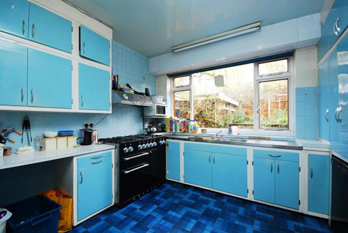 1950s midcentury five-bedroomed property in London SW16