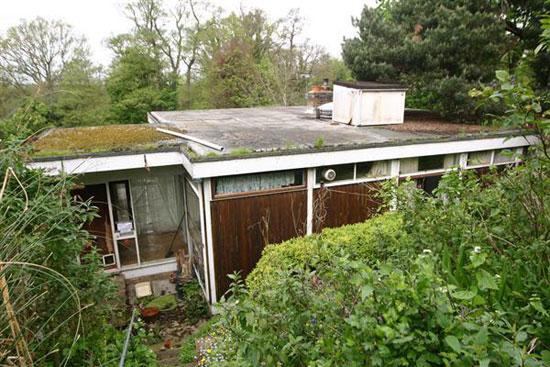 1960s four bedroom midcentury-style property in Keston, Kent