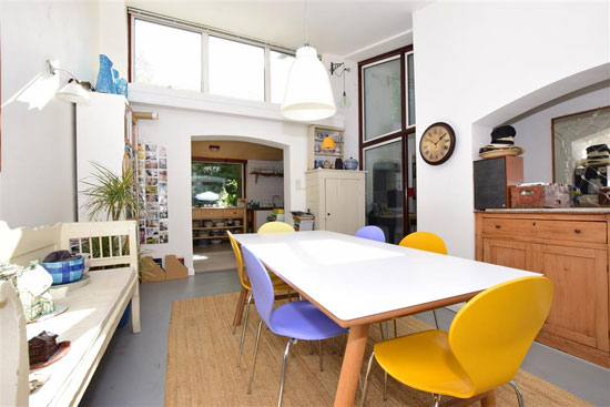 1960s midcentury modern house in Faversham, Kent
