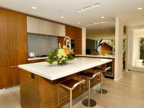 1950s three-bedroomed midcentury property in Los Angeles, California