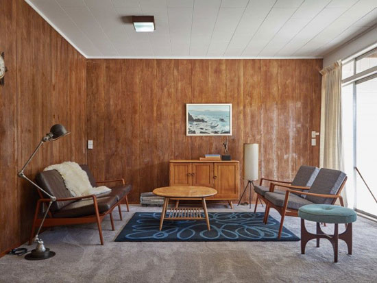 1960s midcentury modern: Vladimir Cacala-designed property in Auckland City, Auckland, New Zealand