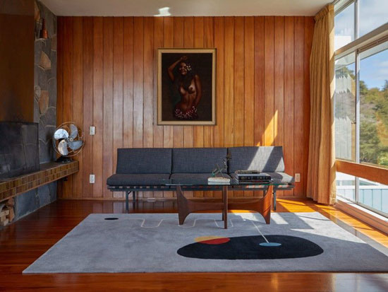 1960s midcentury modern: Vladimir Cacala-designed property in Auckland City, Auckland, New Zealand