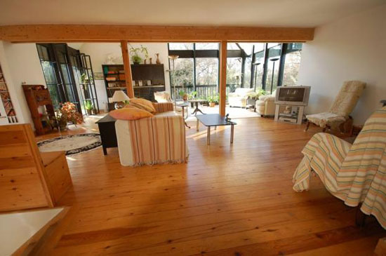Cheshire Robbins-designed three-bedroom property in New Milton, Hampshire