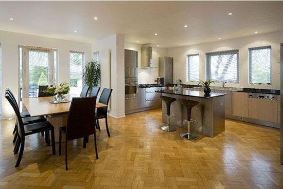 D E Harrington-designed The Whitehouse 1930s modernist property in Mill Hill, London NW7