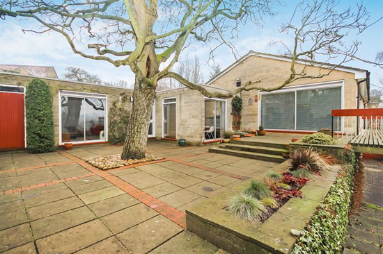1960s modernism: Four-bedroom property in Minster Lovell, near Witney, Oxfordshire
