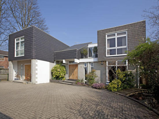 1960s five-bedroom modernist property in Brighton, East Sussex