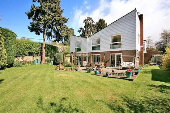 On the market: 1970s architect-designed property in Great Missenden, Buckinghamshire